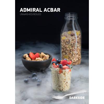 Купить табак «Darkside Admiral Acbar» в Геленджике